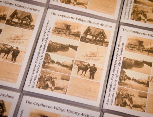 The Copthorne Village History Archive Project