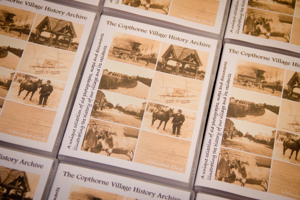 Copthorne Village History Archive -