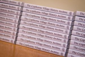 Copthorne Village History Archive - Spine