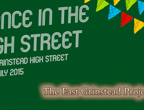 East Grinstead Dance in the High Street