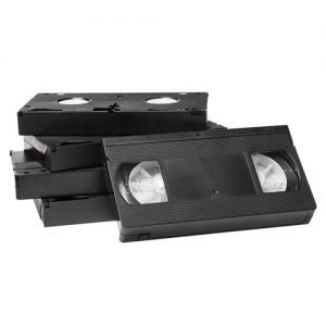 Convert VHS Tapes