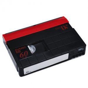 MiniDV Cassette Tape