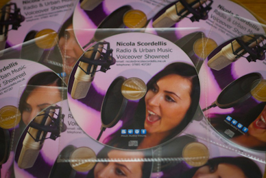 Nicola Scordellis CD Duplication