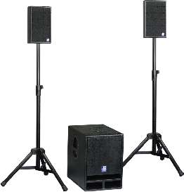 PA System Hire East Grinstead